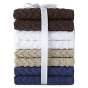 Home Expressions™ 8-pk. Washcloth Set