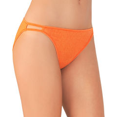 Vanity Fair® Illumination® Cotton-Blend Bikini Panties -18315