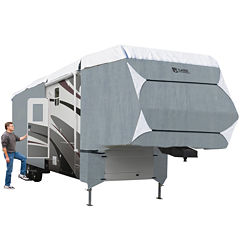 Classic Accessories 75363 PolyPro III 5th Wheel & Toy Hauler Cover, Model 2