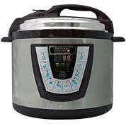 Harvest Cookware Electric Pressure Pro 10-qt. Pressure Cooker