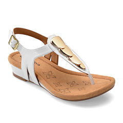 Comfortiva Summit Thong Sandals