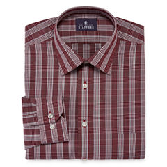 Stafford® Travel Broadcloth Dress Shirt - Big & Tall