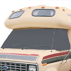 Classic Accessories 80-076-161001-00 RV Windshield Cover, Model 3