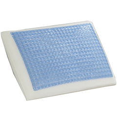 Comfort Revolution Square Gel Memory Foam Pillow