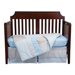 Trend Lab® Logan 3-pc. Baby Bedding