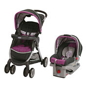 Graco® FastAction™ Fold Click Connect™ Travel System - Nyssa