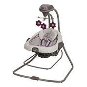 Graco® Duet Connect™ LX Swing + Bouncer - Nyssa