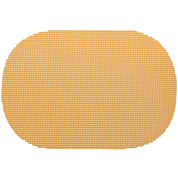 Kraftware Fishnet Set of 12 Oval Placemats
