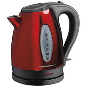 Hamilton Beach® Stainless Steel 1.7 Liter Electric Kettle