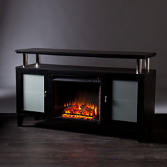 Jamison Electric Fireplace TV Stand