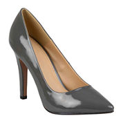 Journee Collection Tokyo Patent Pumps in Wide Width
