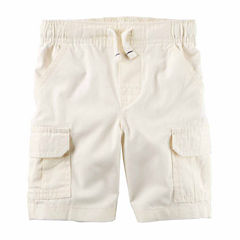 Carter's Pb W Short Cargo Shorts - Preschool Boys
