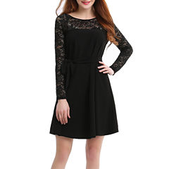 Phistic Rachel Long Sleeve Sheath Dress