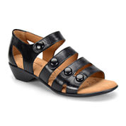 Comfortiva Reading Strap Sandals - Wide