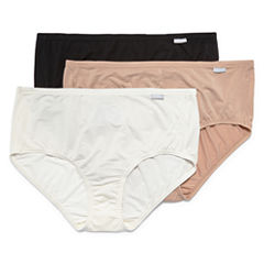 Jockey® Elance® Supersoft 3-pk. Briefs - 2073