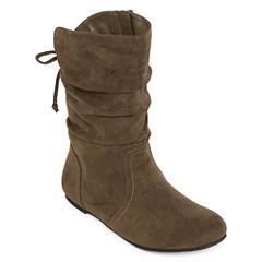 Arizona Fonda Girls Fashion Boots - Little Kids