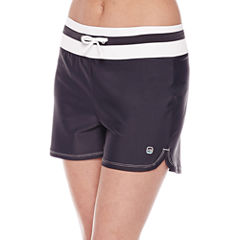 Free Country Solid Swim Shorts