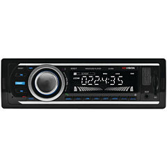 XOVision XD107 Single-DIN In-Dash FM/MP3 Stereo Digital Media Receiver with USB Port & SD Card Slot