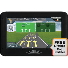 Magellan RM2525SGLUC RoadMate 2525-LM 4.3IN GPS Navigator with Free Lifetime Maps