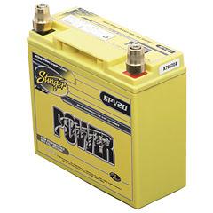 Stinger Electronics SPV20 Power Series 300-Amp Lead-Acid Battery