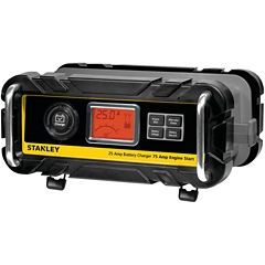 Stanley Tools BC25BS Battery Charger/Maintainer with Engine Start (25-Amp Charger; 75-Amp Starter)