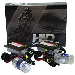 Race Sport Inc. H11-6K-G1-CANBUS  GEN1 HID CANbusMID-SLIM Ballast Kit (H11)
