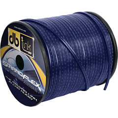DB Link SFSW10BL100Z Strandflex Blue Speaker Wire(10 Gauge; 100ft)