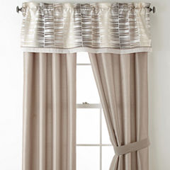 Studio Tempo 2-Pack Rod-Pocket Curtain Panels