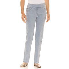 Lark Lane Classic Fit Straight Leg Jeans