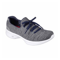 Skechers Go Walk 4 All Day Womens Sneakers