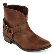 Arizona Barbaralynn Girls Ankle Boots - Little Kids