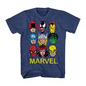 Marvel® Short-Sleeve Mugs Tee