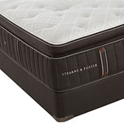 Stearns and Foster® Sonya Leigh Luxury Plush EPT - Mattress + Box Spring