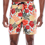 Dockers® Succulent Floral Board Shorts