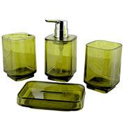 4-pc. Bath Accessories Set