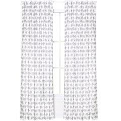 The Peanut Shell Peanut Shell Mix And Match Rod-Pocket Curtain Panel
