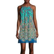 My Michelle® Sleeveless A-Line Dress - Juniors