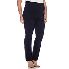 Maternity Millennium Overbelly Straight-Leg Pants - Plus