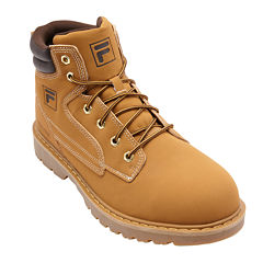 Fila® Landing Steel Mens Steel-Toe Work Boots