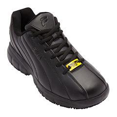 Fila® Memory Niteshift Mens Slip-Resistant Sneakers