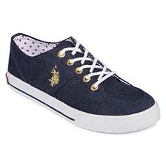 Us Polo Assn. Kiama-Ln Womens Sneakers