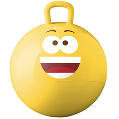 Emoti Hopper Smiley Face Playground Balls
