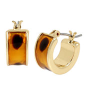 Worthington® Huggie Hoop Earrings