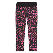 XersionTM Yoga Leggings - Preschool Girls 4-6x