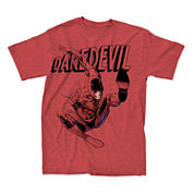 Marvel® Short-Sleeve Daredevil Leap Tee