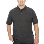 The Foundry Supply Co.™ Short-Sleeve Pique Polo