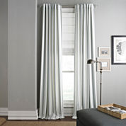 Royal Velvet® Arden Stripe Back-Tab Curtain Panel
