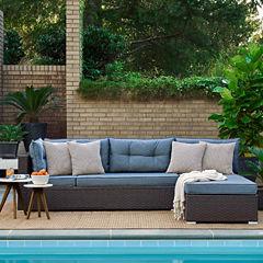 Relax-A-Lounger Anaheim Patio Sofa