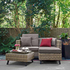 Relax-A-Lounger Carmel Patio Sofa