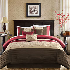 Madison Park Belle 7-pc. Comforter Set & Accessories